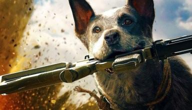 Far Cry 5 guns for hire, ranked 6