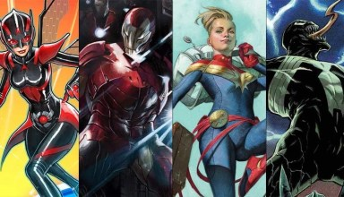 Every Marvel comic that's getting a Fresh Start relaunch 4
