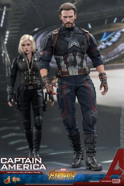 Hot Toys IW Captain America (1)