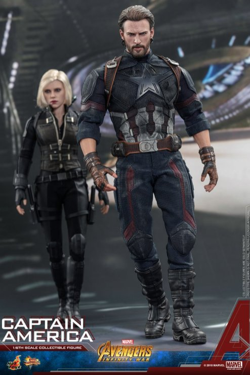Hot Toys IW Captain America (1)