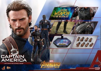 Hot Toys IW Captain America (10)