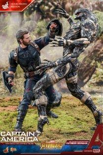 Hot Toys IW Captain America (11)