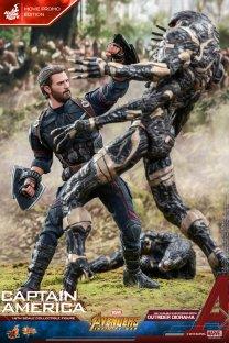 Hot Toys IW Captain America (13)