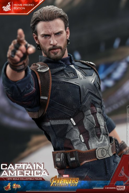 Hot Toys IW Captain America (15)