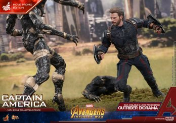 Hot Toys IW Captain America (16)