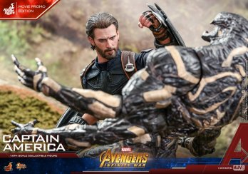 Hot Toys IW Captain America (17)