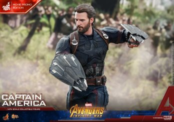 Hot Toys IW Captain America (19)