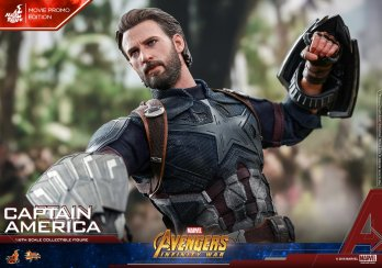 Hot Toys IW Captain America (20)