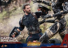 Hot Toys IW Captain America (7)
