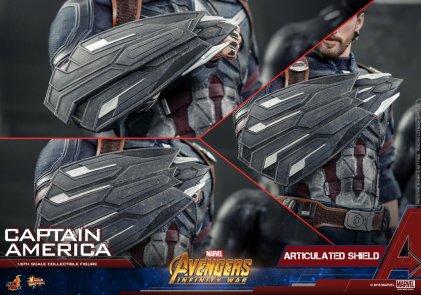 Hot Toys IW Captain America (9)
