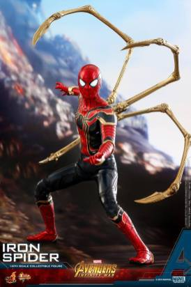 Hot Toys Iron Spider (24)