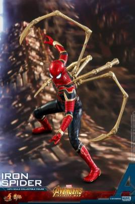 Hot Toys Iron Spider (9)