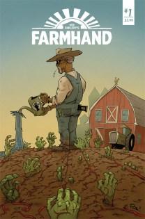 Farmhand 1 Cover treatment