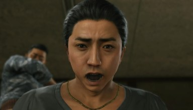Yakuza 6 has very good faces 3