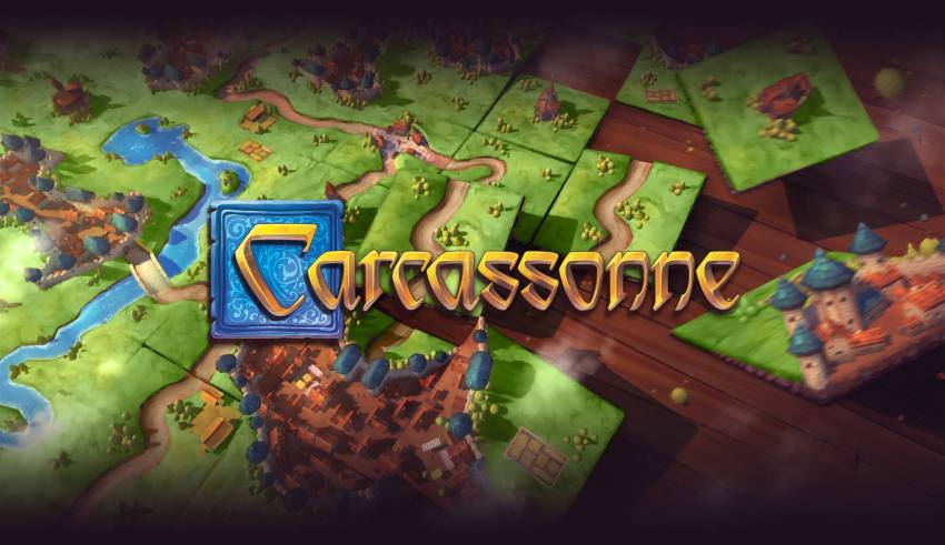 Asmodee Digital are bringing Carcassonne and more to the Nintendo Switch 7