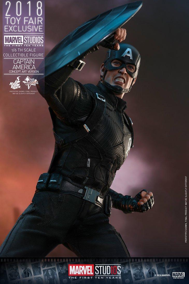 Concept Art Captain America Civil War (15)