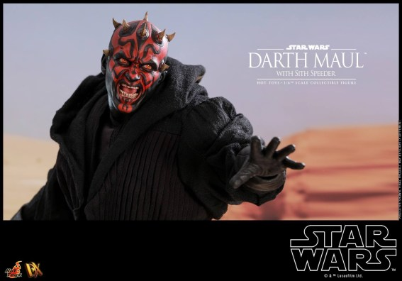 Hot Toys Darth Maul (1)