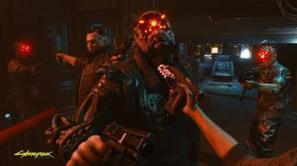 Cyberpunk 2077 GAMESCOM 2018 (4)