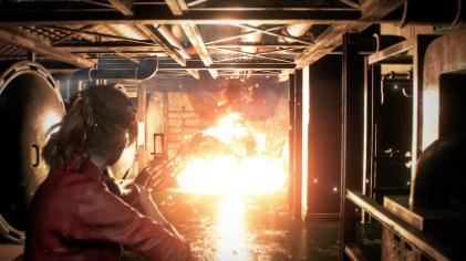 Resident Evil 2 Remake (2)