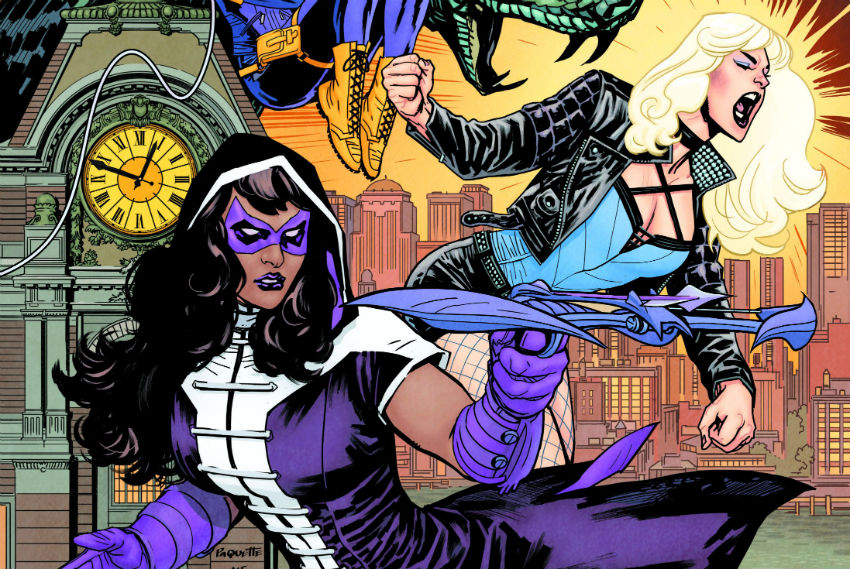 Dc S Birds Of Prey Movie Casts Its New Huntress And Black Canary