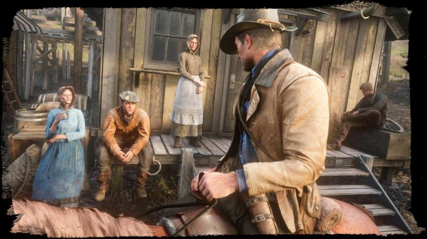 Red Dead Redemption 2 towns (6)
