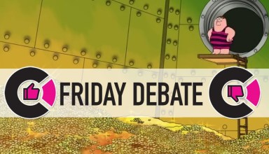 Friday Debate – What would you do if you won the lottery? 1