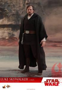 Hot Toys Luke Skywalker Crait (11)
