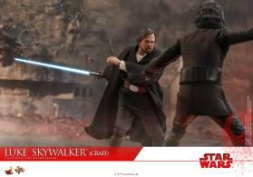 Hot Toys Luke Skywalker Crait (16)