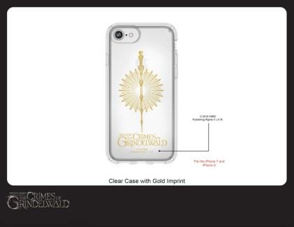 FantasticBeasts2_Wand Phone Case