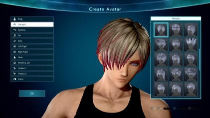 Jump Force avatar (5)