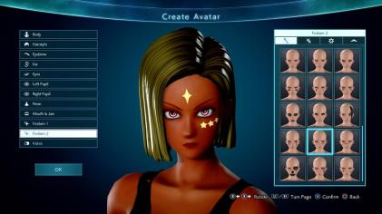 Jump Force avatar (6)