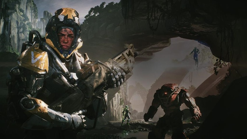 Bioware has ideas and plans to help expand Anthem's endgame after launch 5