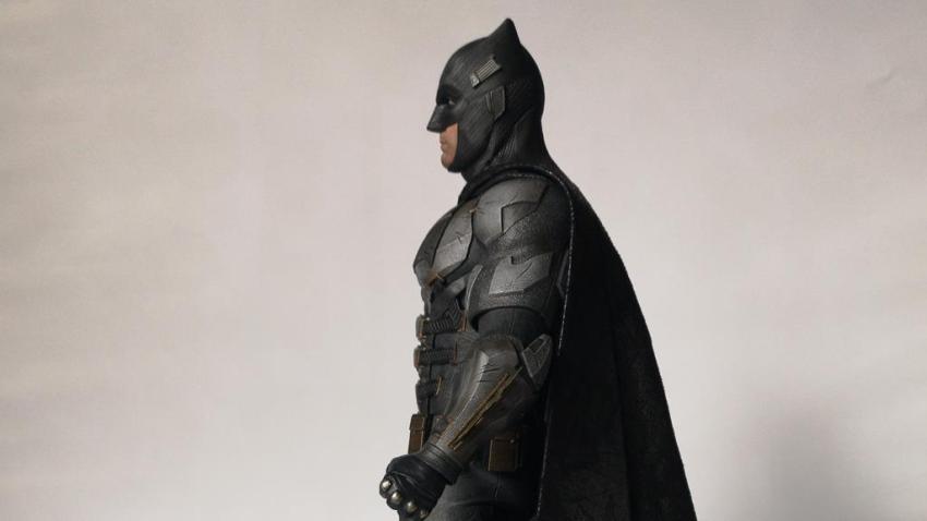 Hot Toys MMS 432 Justice League Batman Tactical Batsuit Review – Bat in Black 33