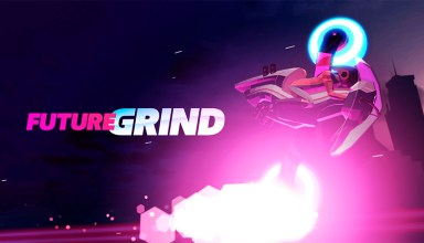 FutureGrind review - Riding the rails 2
