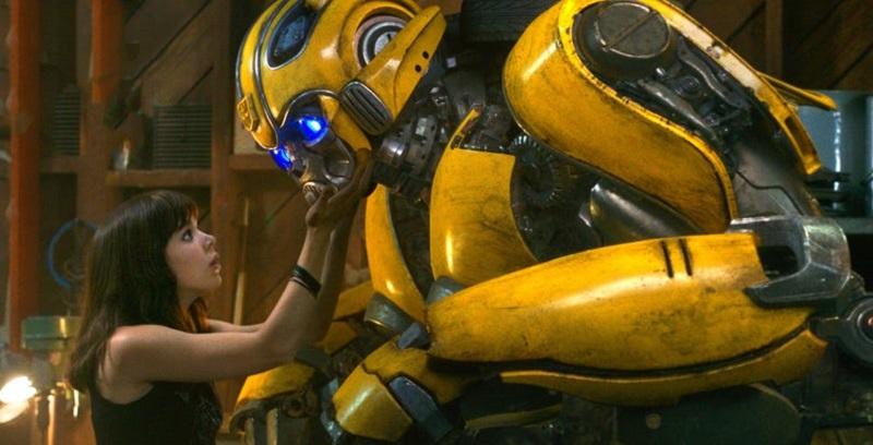 A Bumblebee sequel is in development 3