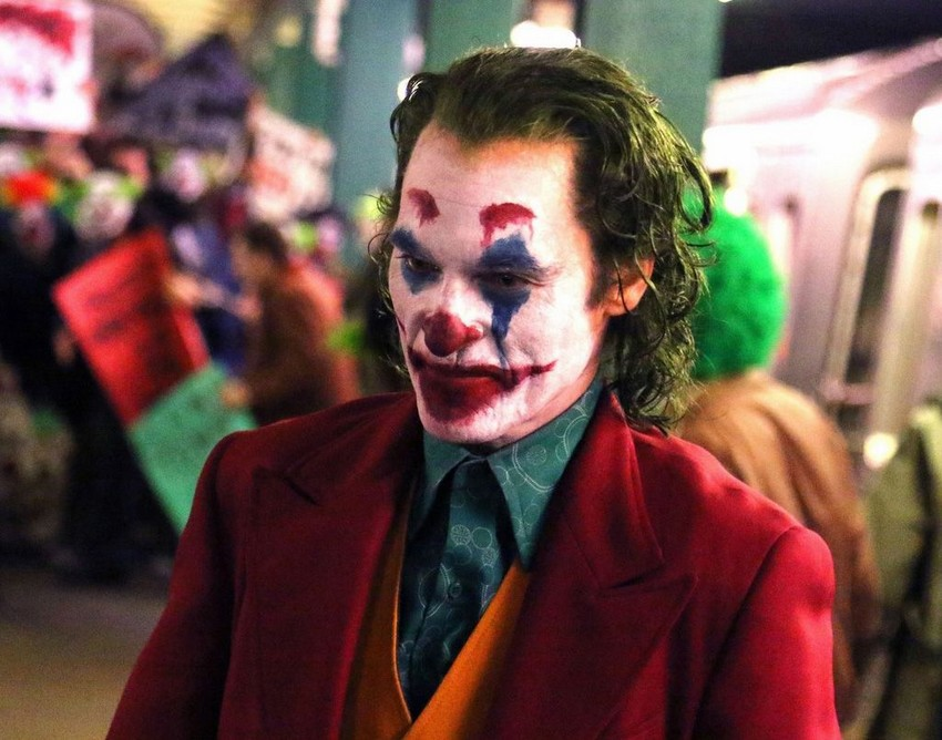 The script for Todd Phillip's Joker movie was completely rewritten while filming 3