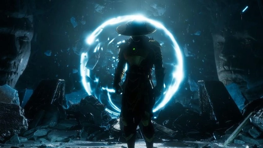Image result for mortal kombat 11 raiden