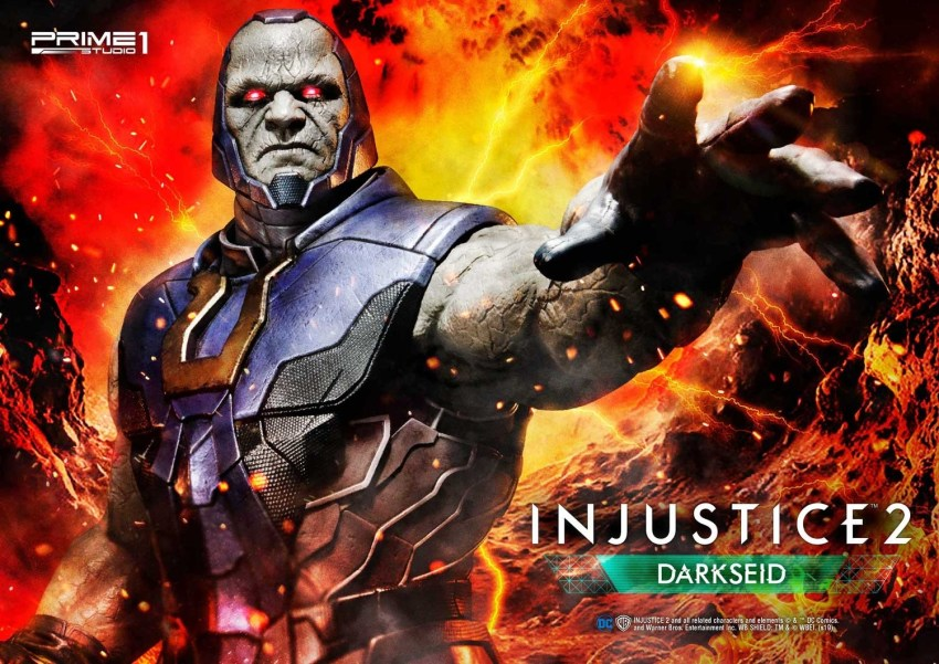 Darkseid is…a $1200 collector's fan dream in this new Prime 1 Studio release 31