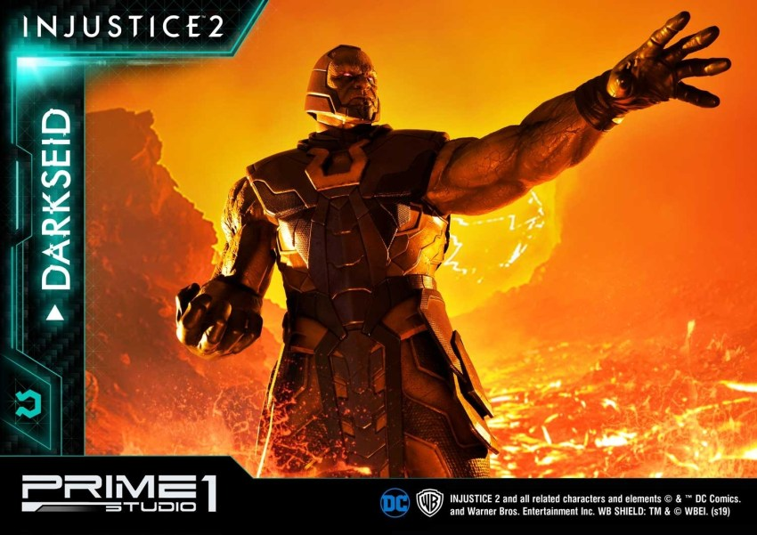 Darkseid is…a $1200 collector's fan dream in this new Prime 1 Studio release 32