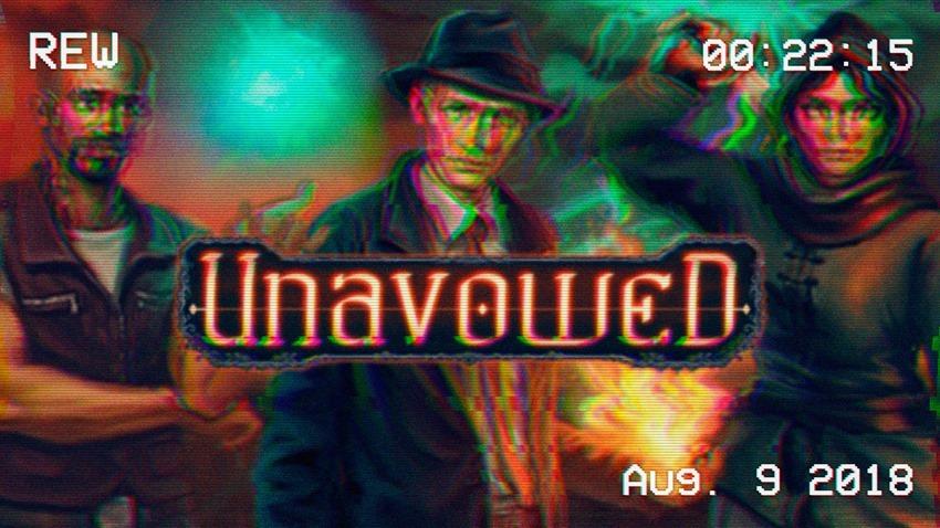Rewind: Unavowed 2