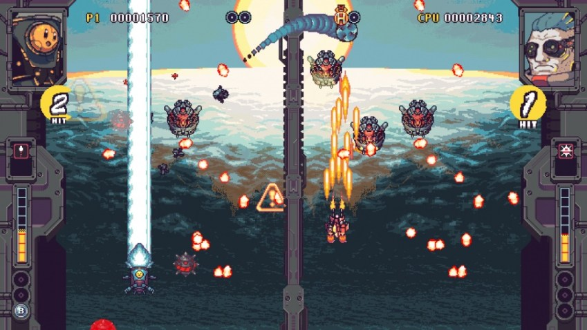 Rival Megagun review – Shoot Fighter 7