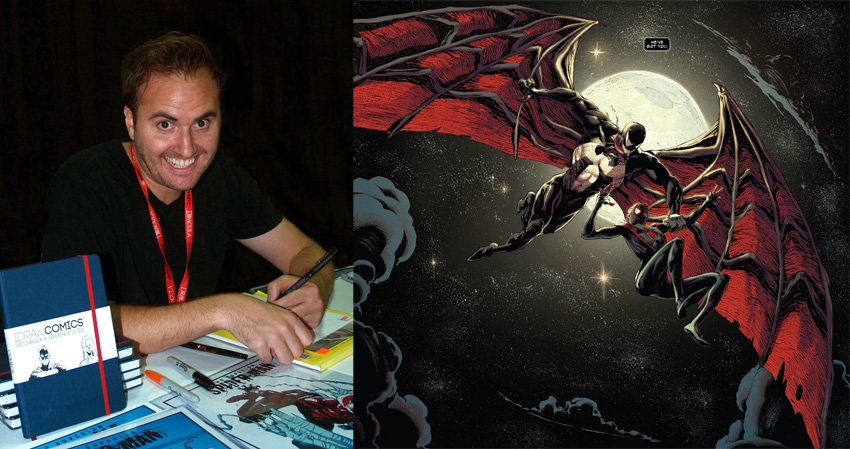 Comic creators we'd love to see in South Africa 23