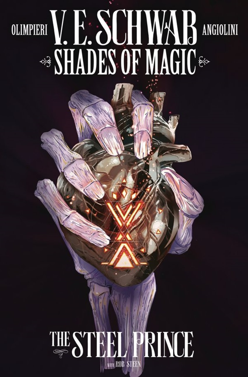 Shades of Magic The Steel Prince #4