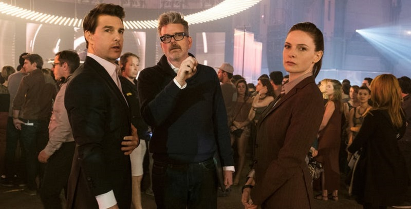 Christopher McQuarrie to write and direct Mission: Impossible 7 and 8 back-to-back 4