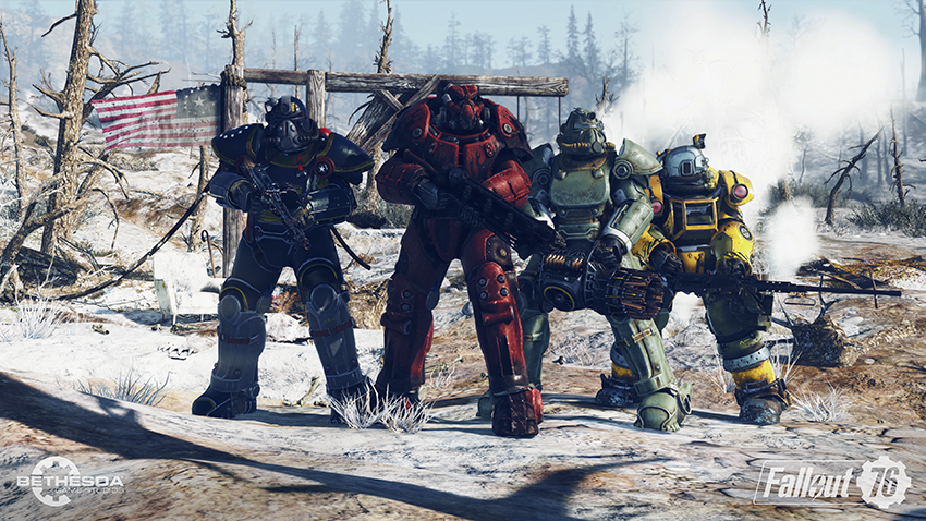 Get ready for Survival, a new, more dangerous Fallout 76 mode 3