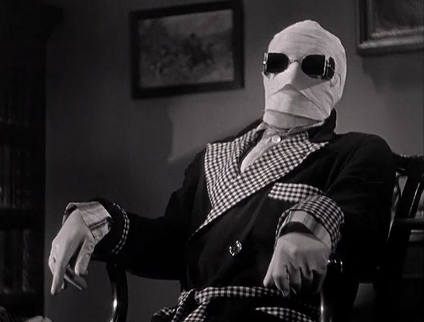 Universal's monster movie franchise is back as The Invisible Man finds new director 3