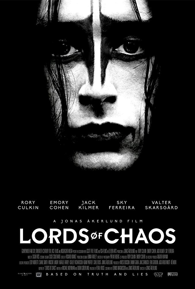 Prepare for Mayhem in the black metal biographical drama Lords of Chaos 4