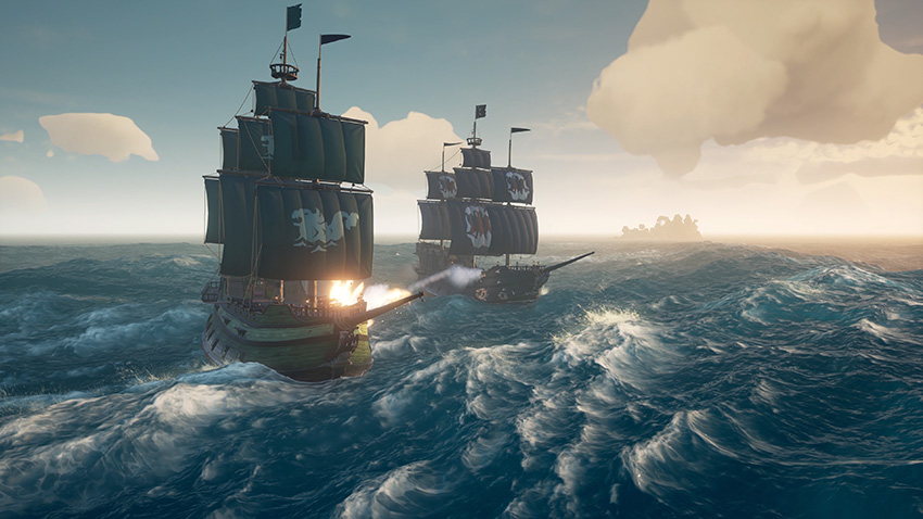 Sea of Thieves update shrinks the size of your game, but requires a redownload 3