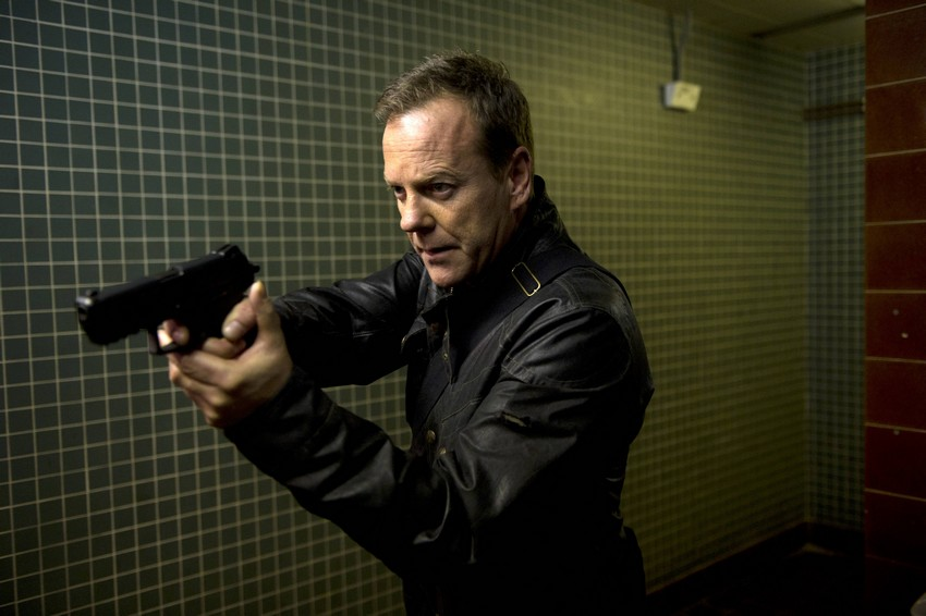 Kiefer Sutherland, Boyd Holbrook to star in TV series remake of The Fugitive 3