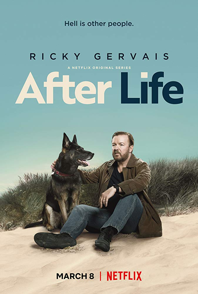 Ricky Gervais is coping with grief as only he knows how in Netflix's After Life 4